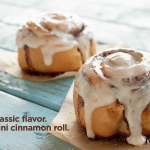 Cinnabon Bakeries Free Minibon Roll with Club Registration