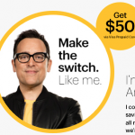 Sprint Referral Rewards $50 Cash Bonus for New and Current Customers