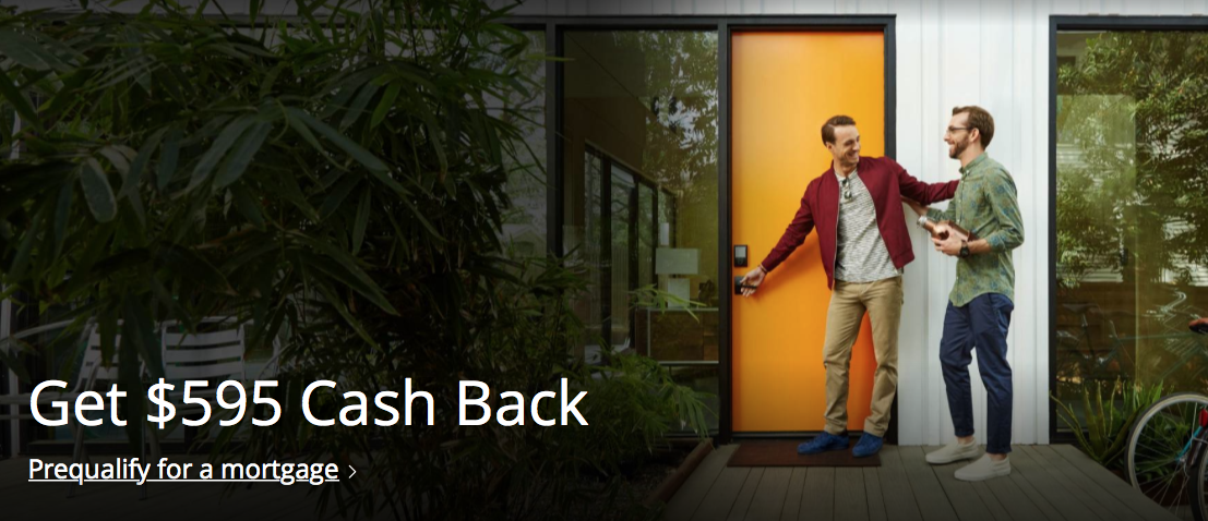 Chase Bank Home Mortgage Promotion