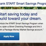 U.S. Bank START Smart Savings Program $50 Bonus and $50 Gas/Grocery Rebate