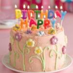Happy Birthday Freebies Cake