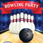 National Bowling Day Party