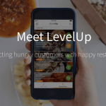 LevelUp Mobile Restaurant Payment App