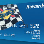 Sunoco Gas Credit Card 25 Cents Per Gallon Discount for 60 Days