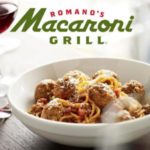 Macaroni Grill Free Spaghetti Meatballs First Responders
