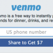 Venmo Payment App Free $7 Credit for First 5,000 People via Smartphone