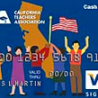 California Teachers Association Cash Rewards Card Bonus