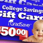 GradSave $30 for a $50 529 College Fund Donation via Groupon
