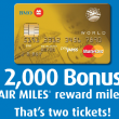 BMO AIR MILES World MasterCard