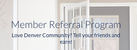 Denver Community Credit Union Referral Bonuses