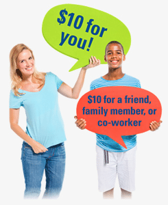 Alliant Credit Union $10 Bonus Membership Referral Program