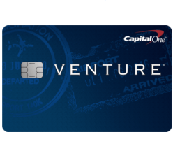 Venture Capital eine Kreditkarte