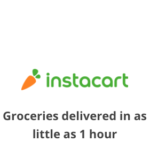Instacart Grocery Delivery Discount