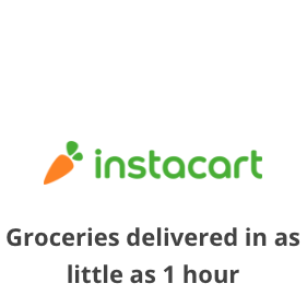 Instacart Grocery Delivery $10 Discount and $50 Referral Credits