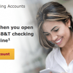 BB&T Bonus $150 Checking Account Promotion – Georgia Only
