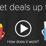Dealflicks Discount Movie Tickets 20% Off and $5 Referral Rewards