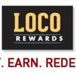 El Pollo Loco Free Chicken Avocado Taco with Loco Rewards App