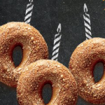 Bruegger's Bagels 3 Free Bagels Coupon on February 1, 2018
