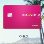 Discover It Miles Card