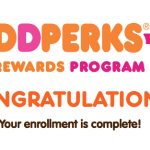Dunkin' Donuts DDPerks $10 Bonus with $10 Gift Card Purchase on Any MasterCard