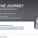 The Enhanced Business Platinum Card from American Express OPEN – 75,000 Membership Rewards Points