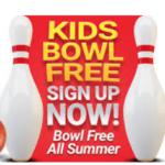 KidsBowlFree Free Bowling Games