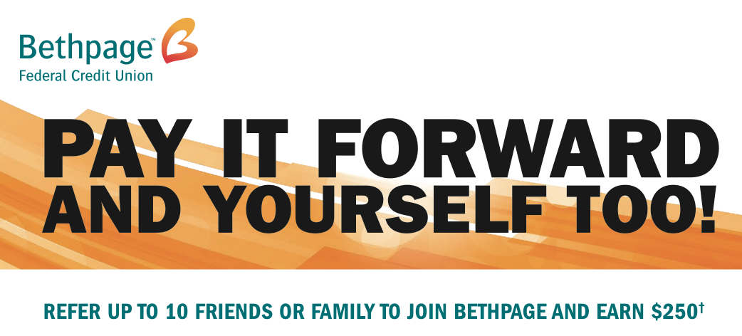 Bethpage Federal Credit Union Referral Program