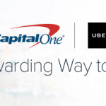 Every 10th Uber Ride Free with Capital One Quicksilver Cards