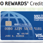 Navy Federal Go Rewards Credit Card $200 Bonus Promotion