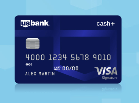 US Bank Cash Visa Signature Card