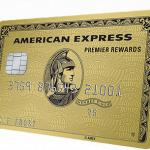 American Express Premier Rewards Gold Card 50,000 Bonus Points