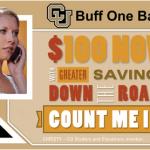 Elevations Credit Union $100 Buff One Banking Bonus for University of Colorado Students