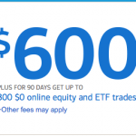 Merrill Edge $600 IRA or Investment Account Bonuses and Free Trades