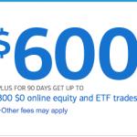Merrill Edge 600 Bonus
