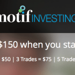 Motif Investing $150 New Brokerage Account Promotional Offer