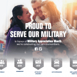 Navy Federal Credit Union up to $600 Bonuses for Military Appreciation Month