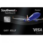 Southwest Airlines Rewards Credit Cards 50K-60K Bonus Points