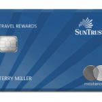 SunTrust Travel Rewards Credit Card $250 Statement Credit Bonus