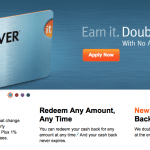 Discover it Card Double All Cash Back Your First Year