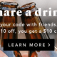 Minibar Liquor Delivery $10 Free Credit and $10 Referral Rewards