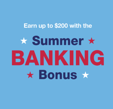 US Bank Summer Banking Bonus