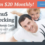BankNewport Bonus Checking 2% Cash Back Debit Rewards for $20 Monthly in Rhode Island