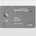 Citi AAdvantage Platinum Select World MasterCard