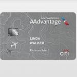 Citi / AAdvantage Platinum Select World MasterCard 50,000 Bonus Miles