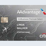 CitiBusiness / AAdvantage Platinum Select Card 60,000 Bonus Miles