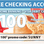 JSC Federal Credit Union $100 Checking Account Promotion in Texas