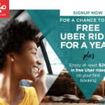 Kaligo Hotel Booking Site – Uber Rides Rewards Program