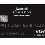Marriott Rewards Credit Card 80,000 Consumer and 100,000 Business Bonus Points