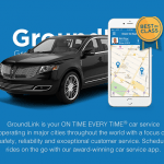 GroundLink Chauffeured Car Service $25 Free Credit and $25 Referrals