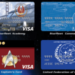 Star Trek Credit Cards from NASA FCU Offer 10,000 Bonus Points